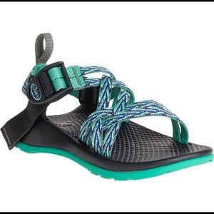 Chaco Sandals Turquoise/Purple